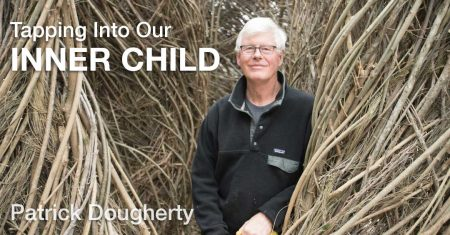 Patrick Dougherty talks with UnBound about his new sculpture in Austin, TX