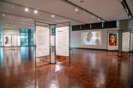 Refugee Is Not My Name Exhibit